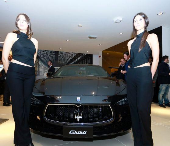 Maserati, galà con i fiocchi - Cronaca - Gazzetta di Modena http://gazzettadimodena.gelocal.it/modena/cronaca/2015/01/23/news/maserati-gala-con-i-fiocchi-1.10723076