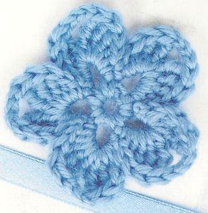 Les Fleurs au Crochet #33