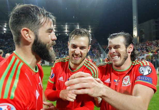 Delight for Wales football fans who've got Euro 2016 tickets and ...