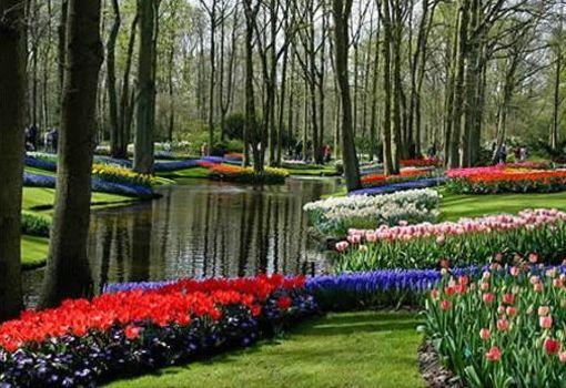 El Jardín Keukenhof – Países Bajos