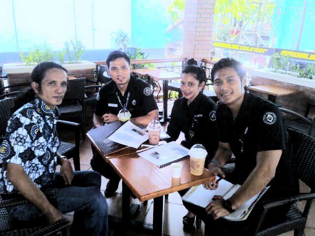 1.Mengajukan usulan program acara TV Musik kepada Lembaga Penyiaran Swasta Nasional kemudian membangun komunikasi hingga dicapai kontrak kerjasama produksi acara siaran Lokal Bangka Belitung selambatnya pada bulan Januari 2014