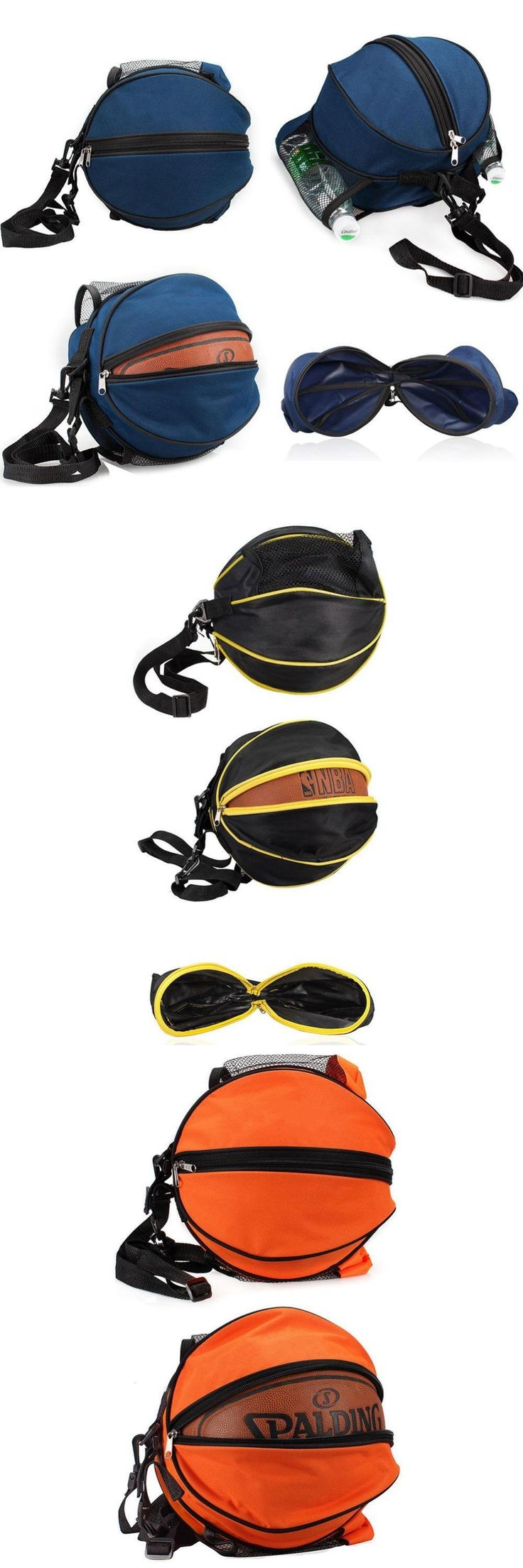 [Visit to Buy] Outdoor Sports Shoulder Soccer Ball Bags Nylon Training Equipment Accessories Kids Football kits Volleyball Basketball Bag #Advertisement