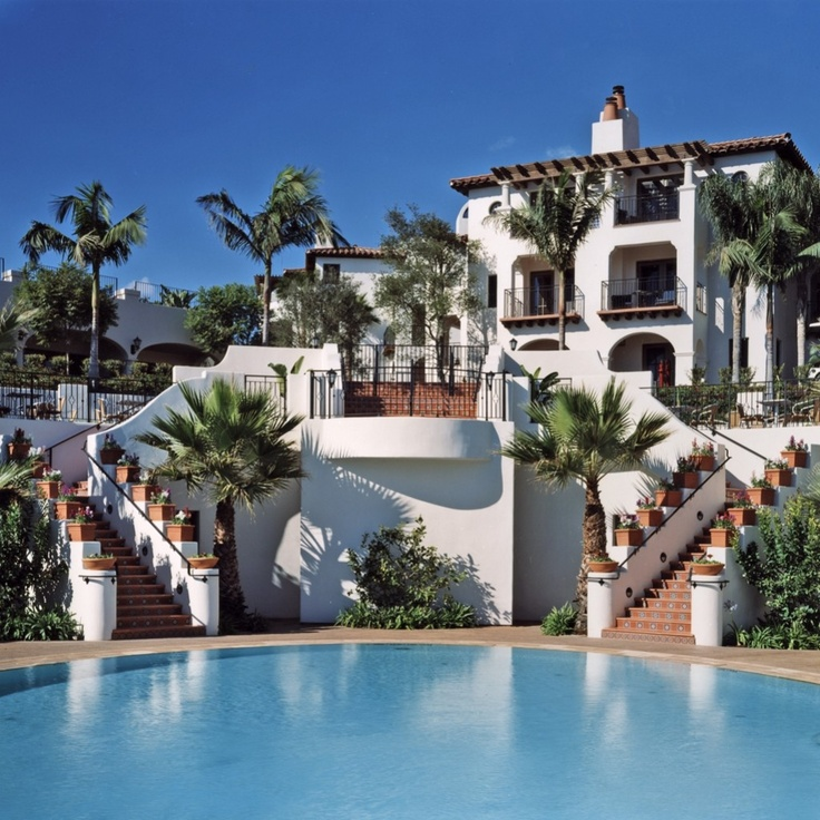 Bacara Resort & Spa in Santa Barbara, California