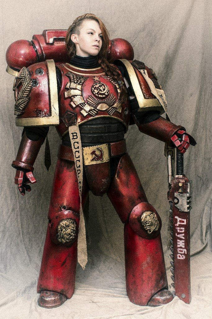 Space Marines are an iconic part of the Warhammer 40,000 universe. These genetically engineered super-soldiers are the ultimate protectors of humanity in a grim, dark universe filled with terror, sorcery and endless, bloody warfare. They're also all men, and the reason for that is a lot simple...