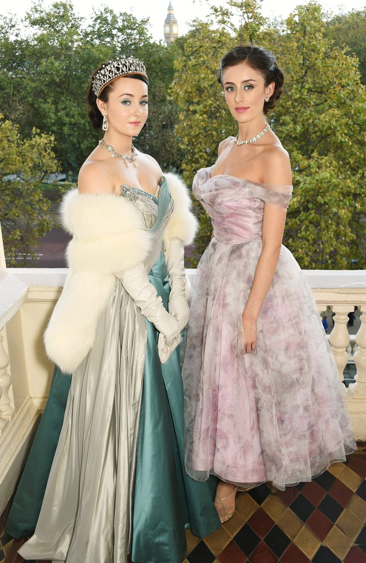 Michele Clapton Premieres Her Royal Costumes for Netflix Series The Crown