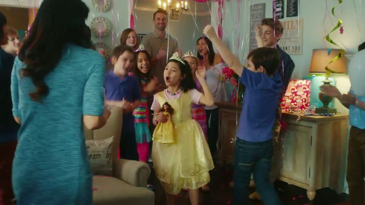 AbanCommercials: Walmart TV Commercial  • Walmart advertsiment  • The Best Birthday Ever - Celebrate  • Walmart The Best Birthday Ever - Celebrate  TV commercial • Get everything you need to have the best birthday ever at Walmart. From the hottest toys to party essentials like balloons and decorations, Walmart has everything you need to get the party started. Here's to you and the low prices of Walmart.
