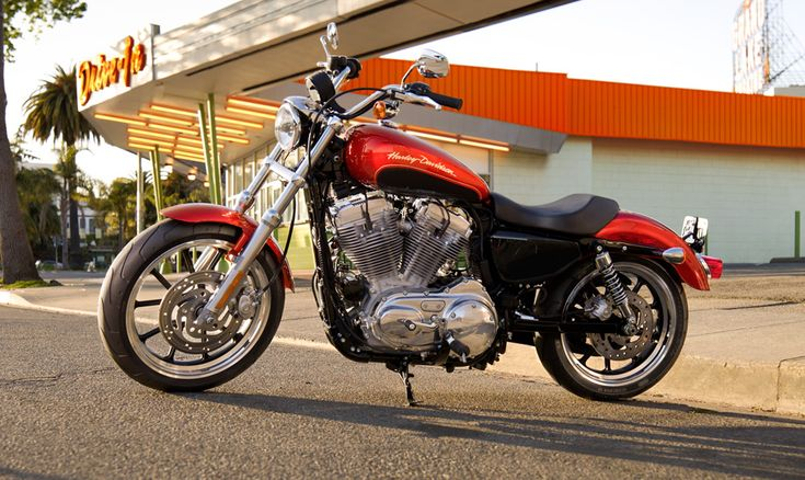 Harley Davidson Photo Gallery