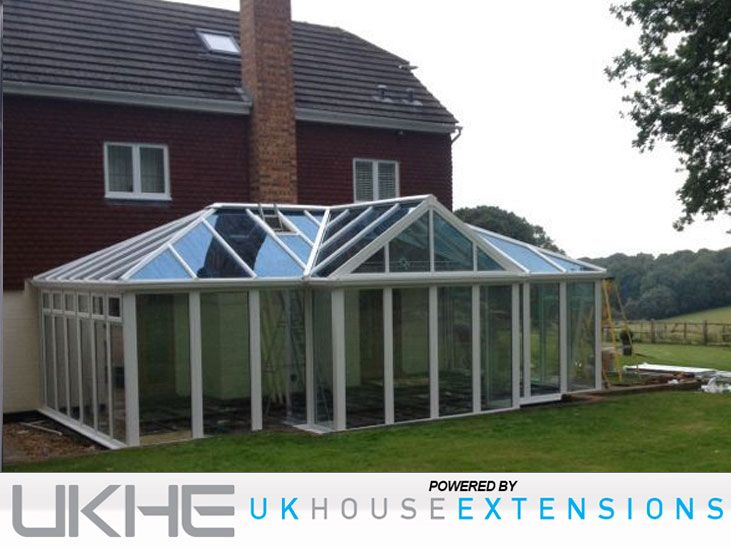 DIY Conservatory and Extensions Galery - UK House Extensions