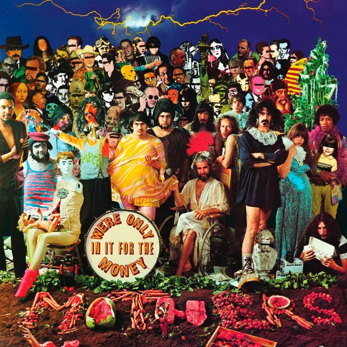 Photo Music - Frank Zappa 2 - Maldito Insolente