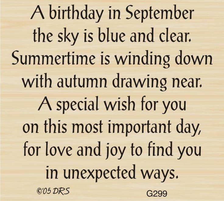 DRS Designs - September Birthday Greeting, $10.00 (http://www.drsdesigns.com/september-birthday-greeting/)