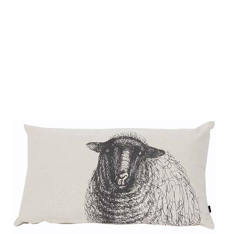 Sheep Range Pillow