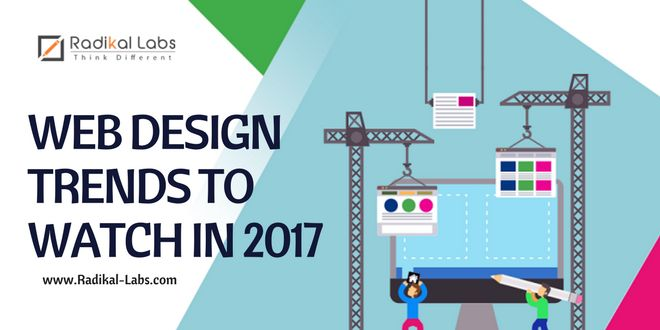 See the latest and greatest web design trends for 2017 http://bit.ly/2o6nrLf #webdesign #websitedesign