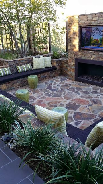 South Shore Decorating Blog: 50 Favorites for Friday #171 - Beautiful Outdoor Spaces