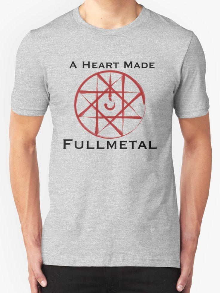 Fullmetal Alchemist T-Shirt #shutupandtakemyyen #fma #FullMetalAlchemist #FullmetalAlchemistBrotherhood #anime #tee #tees #tshirt #tshirts #animemerch #animemerchandise #otaku #fullmetal #clothes