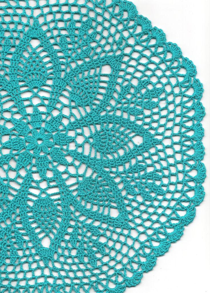 Christmas gift Crochet doily lace doilies decoration by DoilyWorld