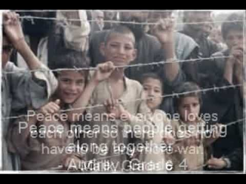 Remembrance Day Video - Peace
