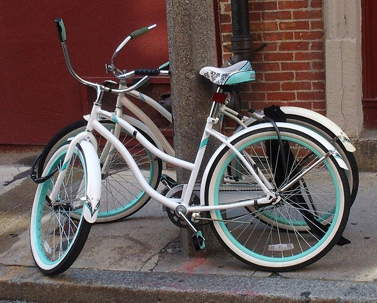 Two Bikes Montreal Photograph by Steve Archbold