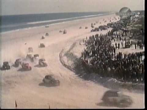 1952 Nascar Daytona Beach Race...& they would also have sanctioned races for teens