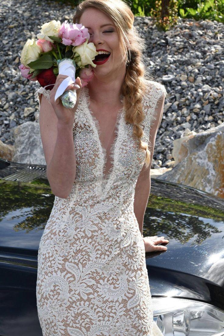 Beautiful jovani wedding dress ❤