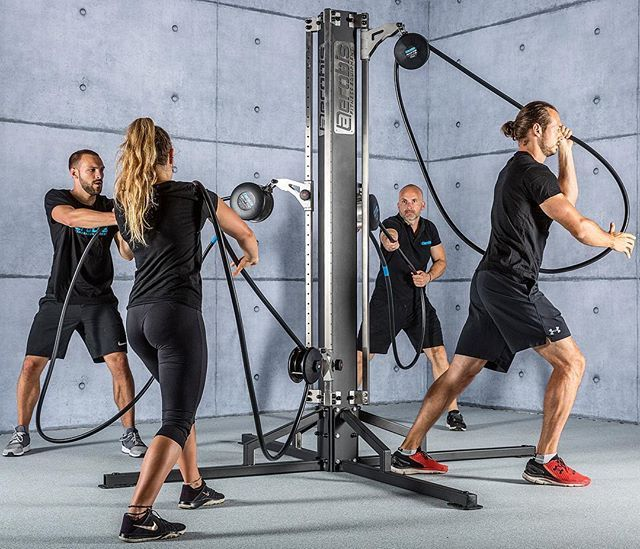 If You Want The Best You Want Aerobis Fitnessequipment Highly Versatile Revvll Grouptraining Solution Beautifully Presented With Our Verso360 Tower Fu