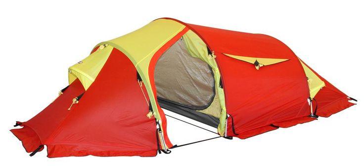 Cette tente 4 saisons est taillée pour les expéditions polaires et les raids en arctique.