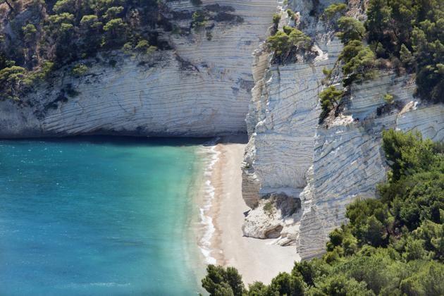 BAIA DELLE ZAGARE - Gargano - Puglia