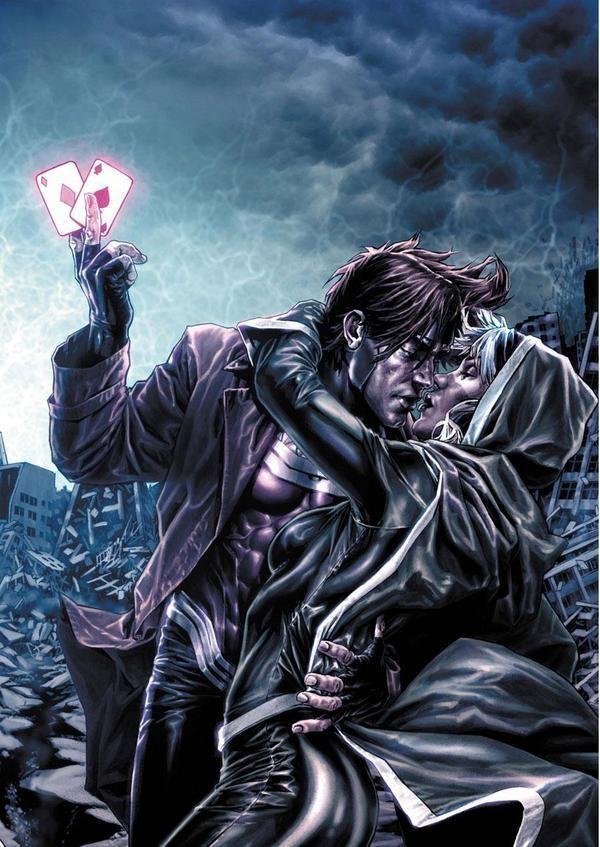 X-Men: Gambit and Rogue