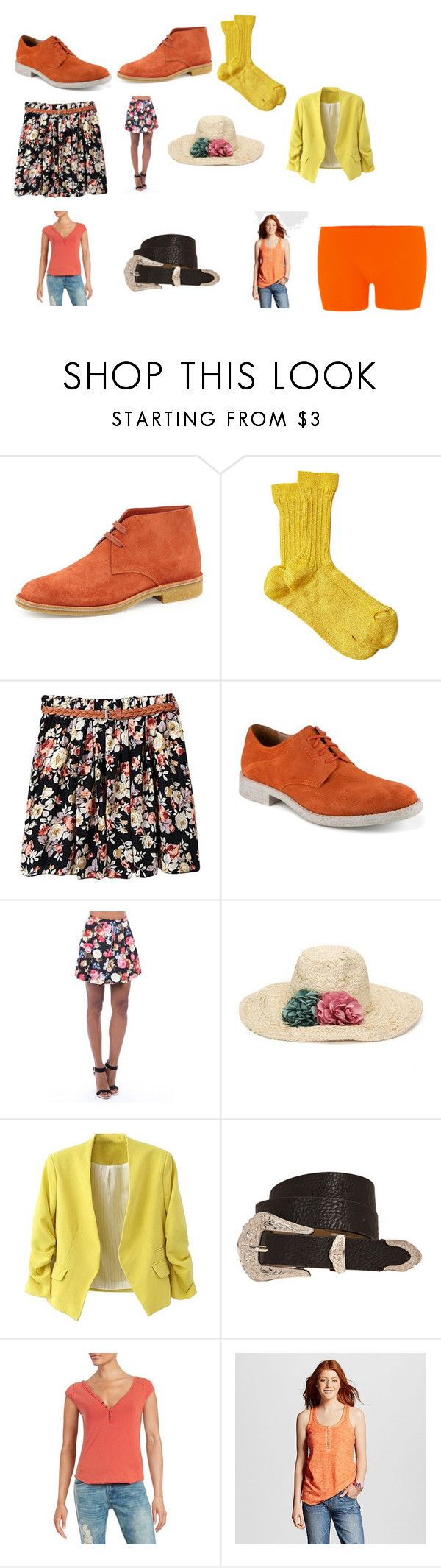 """""""Nicole Eggert's outfit at the zoo in The Double O Kid"""" by terrence-michael-clay on Polyvore featuring Bottega Veneta, Missoni, Marc New York, Free People, Mossimo Supply Co. and WearAll"""