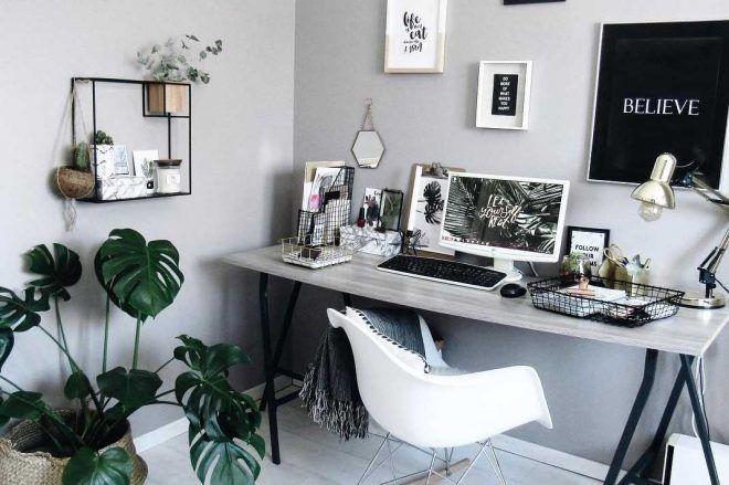 Πώς να δημιουργήσετε ένα όμορφο και παραγωγικό χώρο εργασίας