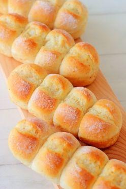 「ちぎりグラハムブレッド」あいりおー | お菓子・パンのレシピや作り方【corecle*コレクル】