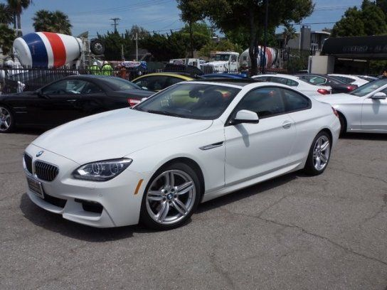 Coupe, 2014 BMW 640i Coupe with 2 Door in Santa Monica, CA (90404)