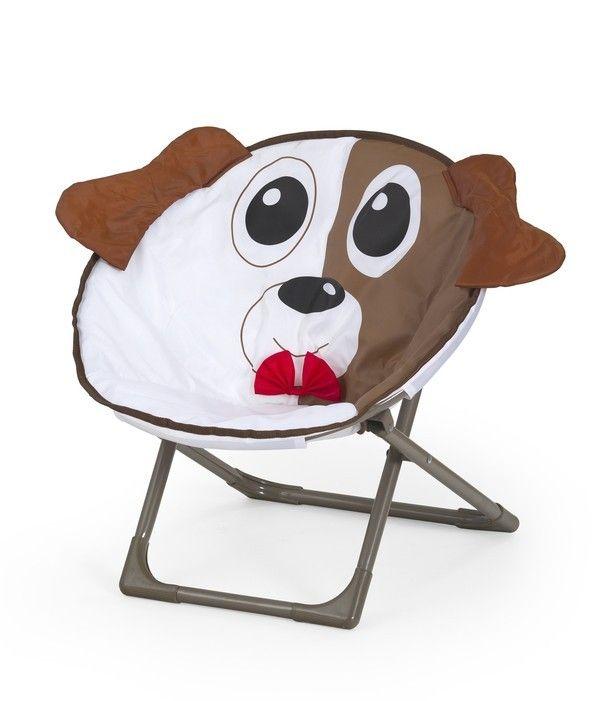 Fotelik dla dziecka piesek