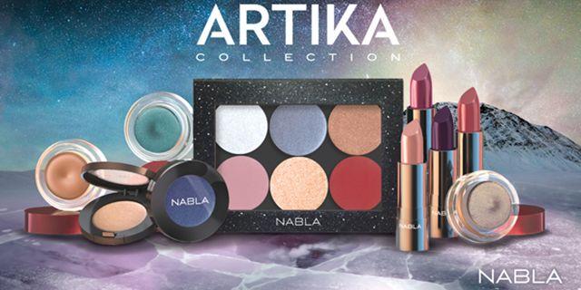 Artika: la nuova collezione Nabla Cosmetics