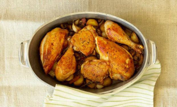 This Incredibly Simple Baked Chicken Recipe Is Always Delicious!