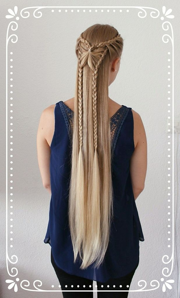 long hair ideas