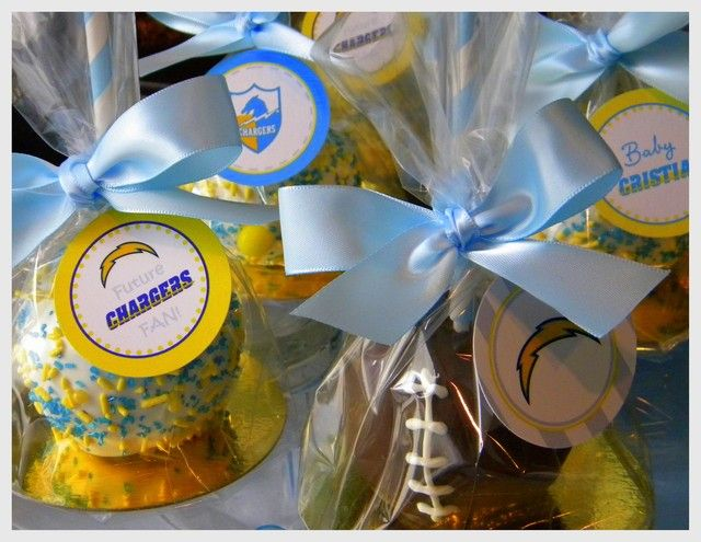 "Photo 7 of 12: San Diego Chargers / Baby Shower/Sip & See ""Liz's Baby Shower"" 