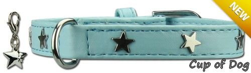 Collier chien Twinkle Little Star Baby Blue https://www.cupofdog.fr/collier-harnais-chihuahua-petit-chien-xsl-243.html