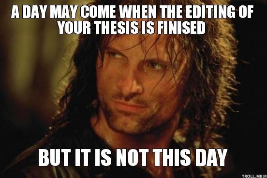 Aragorn Memes | ... , BUT IT IS NOT THIS DAY | Badass Aragorn | Troll Meme Generator