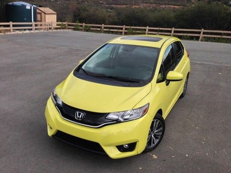 Captivating A Small Car That Offers Outstanding Roominess, Can Be Called Only With One  Name 2017 Honda Fit.