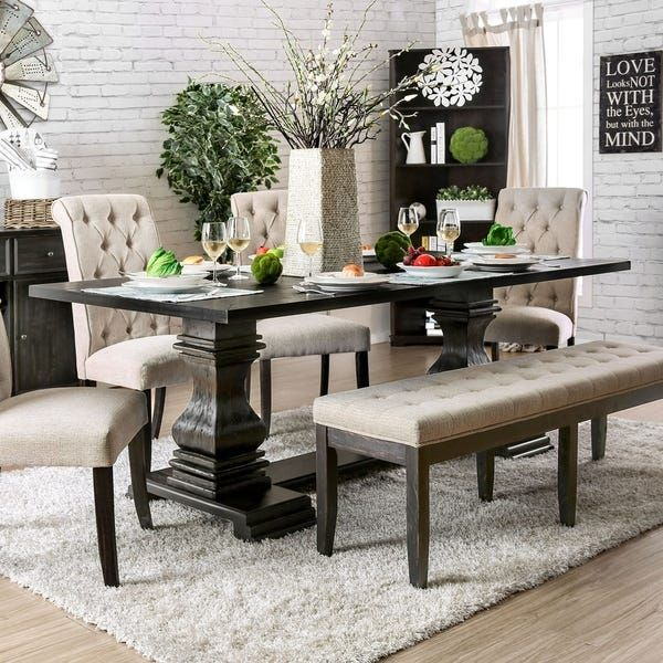 Overstock Com Online Shopping Bedding Furniture Electronics Jewelry Clothing More In 2020 Dining Table Black Black Dining Room Table Black Dining Room