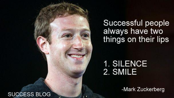 Mark Zuckerberg motivational quote motivation Quote