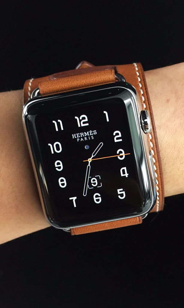 Here's How Much That Hermès Apple Watch Will Actually Cost
