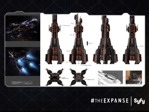 The Expanse – Photos   Syfy