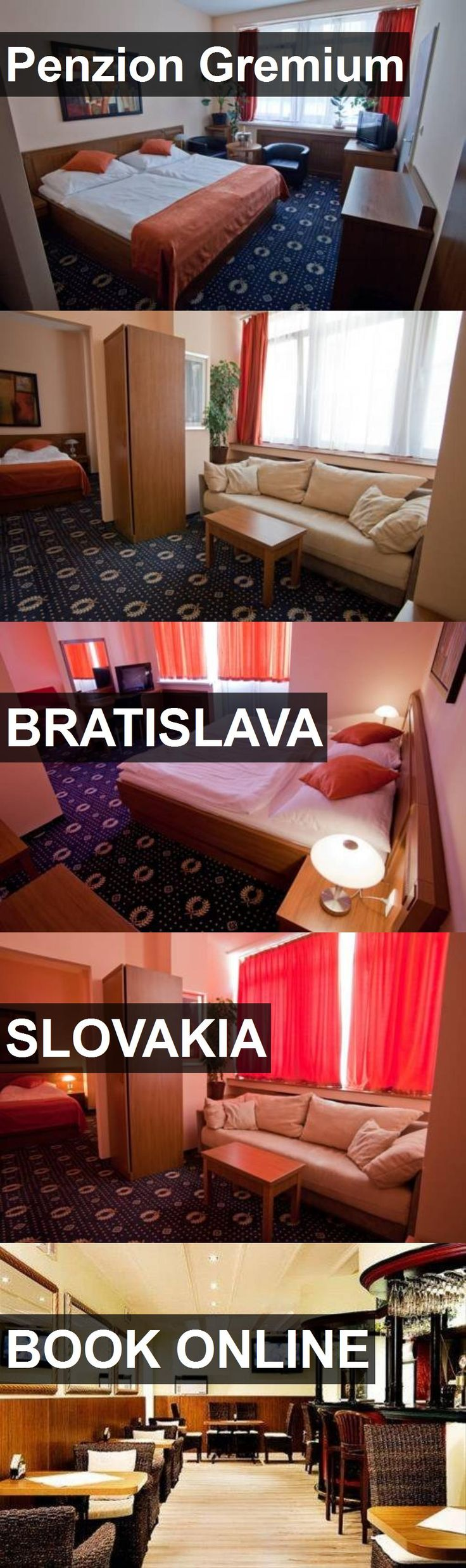 Hotel Penzion Gremium in Bratislava, Slovakia. For more information, photos, reviews and best prices please follow the link. #Slovakia #Bratislava #PenzionGremium #hotel #travel #vacation