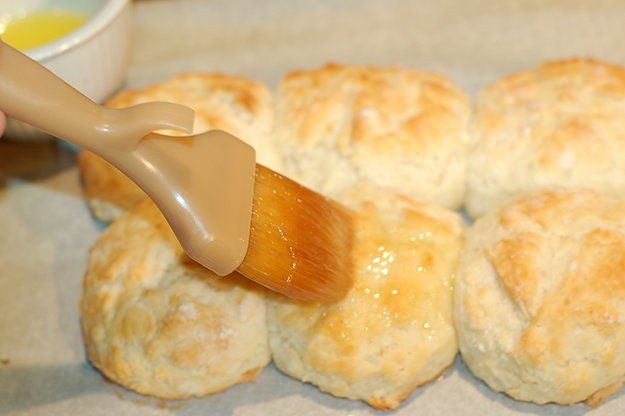 Southern style biscuits - Pioneer Settler - Get back to your roots