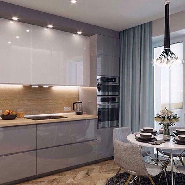 31 best Moderne Schiefer-Fliesen im Innenbereich images on - u-küchen mit theke