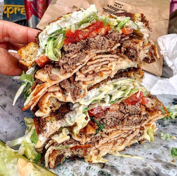 The 50 Best Things To Eat In Atlanta Before You Die Atlanta Food Georgia Food Foodie Travel
