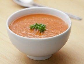 Resep Masakan: Gazpacho Andaluz   Sejenis cold appetizer berupa cold soup yang bisa disantap di musim panas yang berasal dari Andalucia, Spanyol. Rasanya unik perpaduan gurih, asam dan sedikit asin.