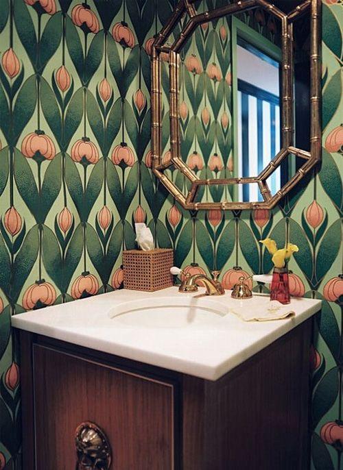 Decoracion Baño Tropical:baño tropical