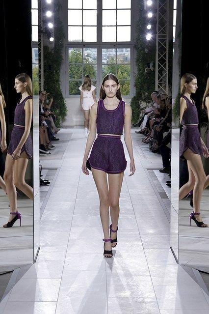 Paris Fashion Week, SS '14, Balenciaga